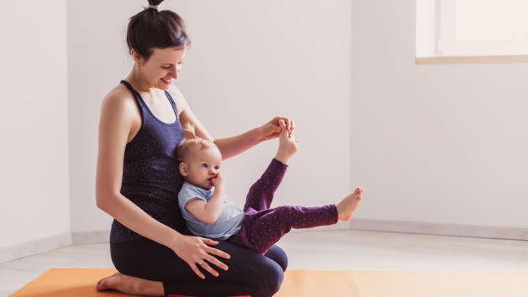 Le massage en famille, avec les enfants