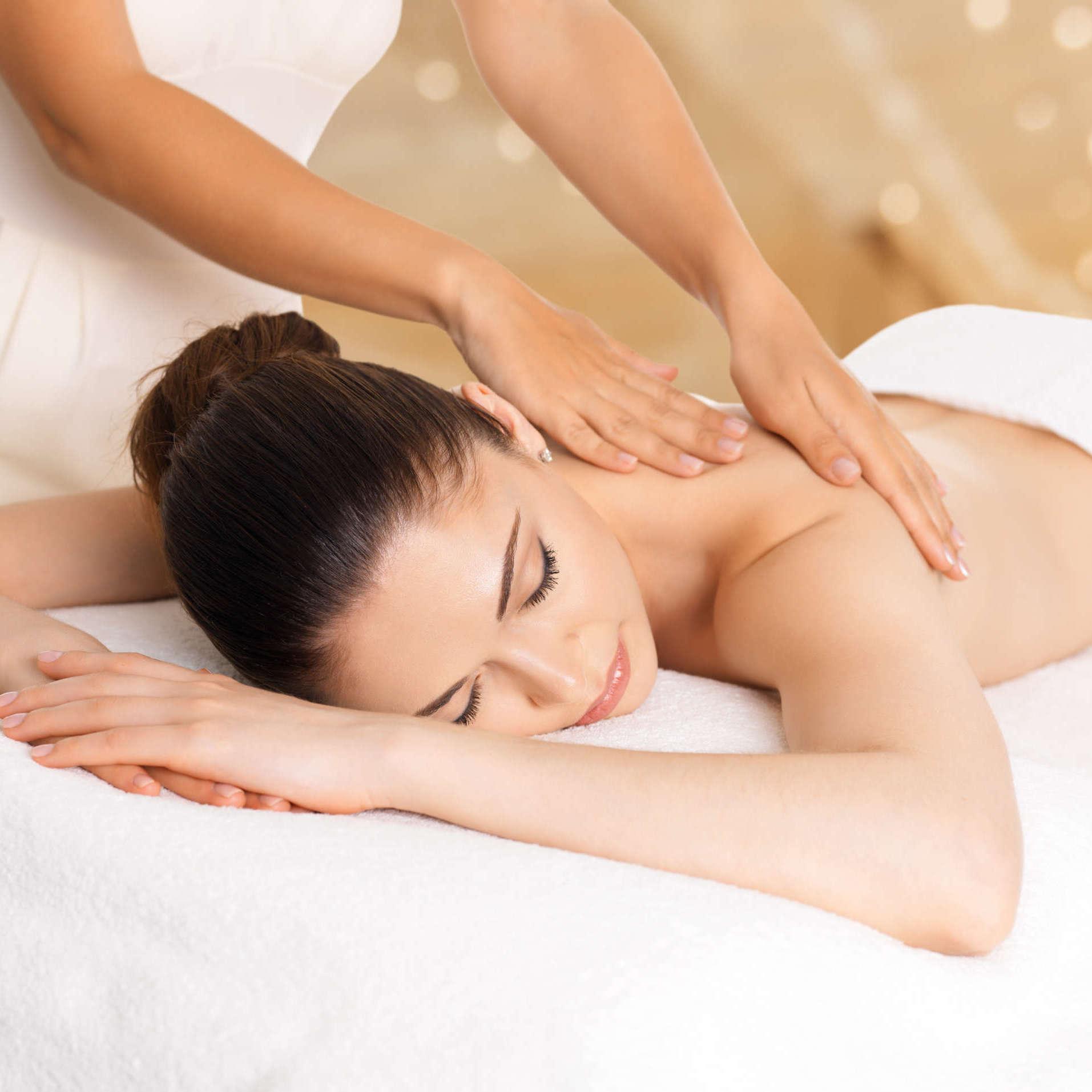 Massage prénatal et postnatal pour femme