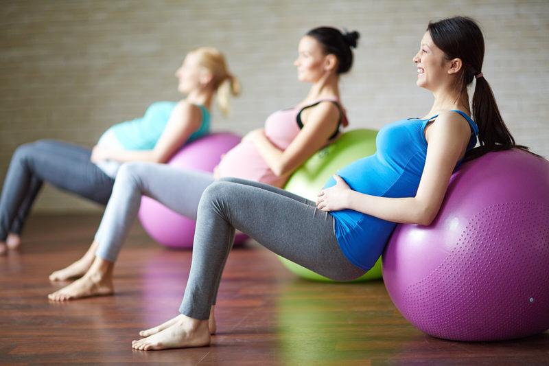Les bienfaits de la gym prénatale