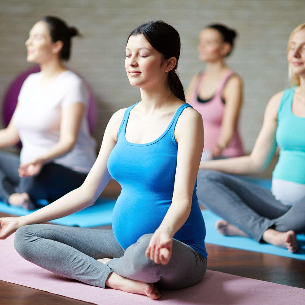 Cours yoga prénatal
