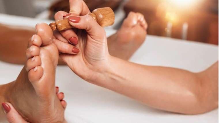 Réflexologie thérapeutique et accompagnement périnatal