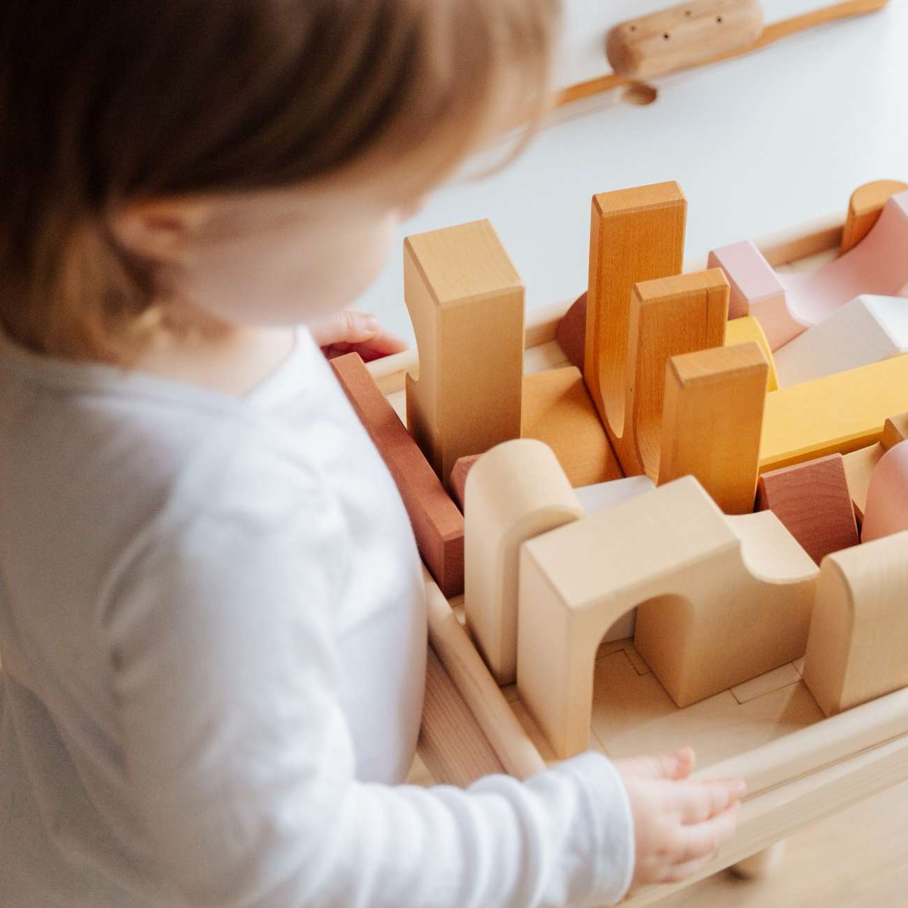 Atelier montessori enfant